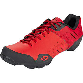 Giro Privateer Lace Shoes Men bright red/dark red